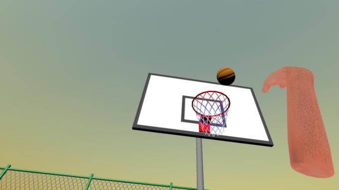 Basketball Court VR PC Crack