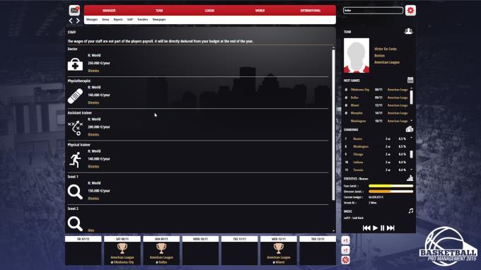 Basketball Pro Management 2015 Torrent Download