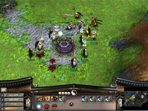 Battle Realms + Winter of the Wolf PC Crack
