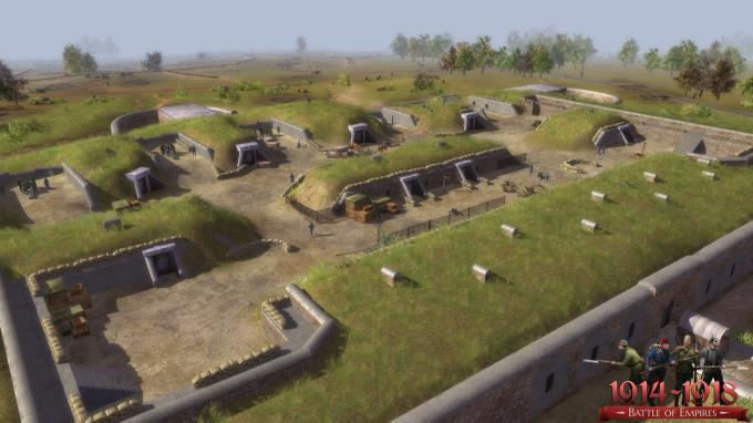 Battle of Empires: 1914-1918 - Honor of the Empire PC Crack