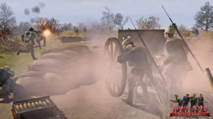Battle of Empires : 1914-1918 PC Crack