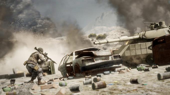 Battlefield: Bad Company™ 2 PC Crack