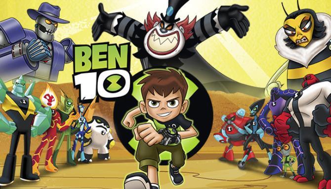 Ben 10 Free Download « IGGGAMES