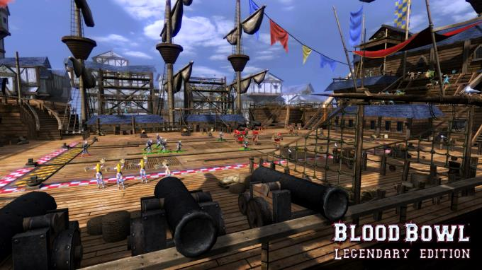 Blood Bowl® Legendary Edition PC Crack