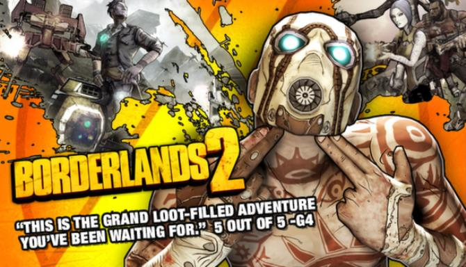 Borderlands 2 Free Download (ALL DLC) « IGGGAMES