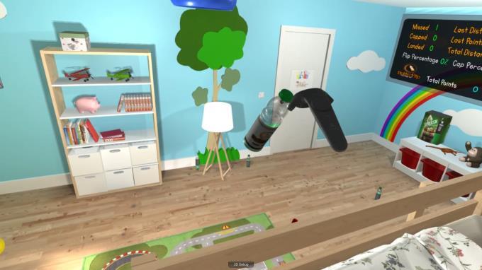 Bottle Flip Challenge VR PC Crack