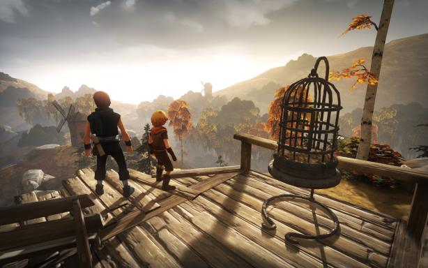 Brothers - A Tale of Two Sons PC Crack