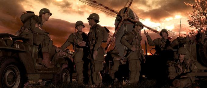 Brothers in Arms: Hell's Highway™ PC Crack