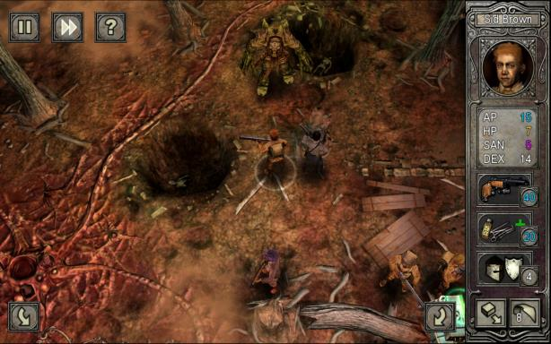 Call of Cthulhu: The Wasted Land Torrent Download