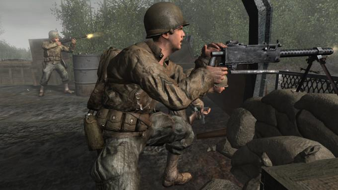 Call of Duty® 2 PC Crack