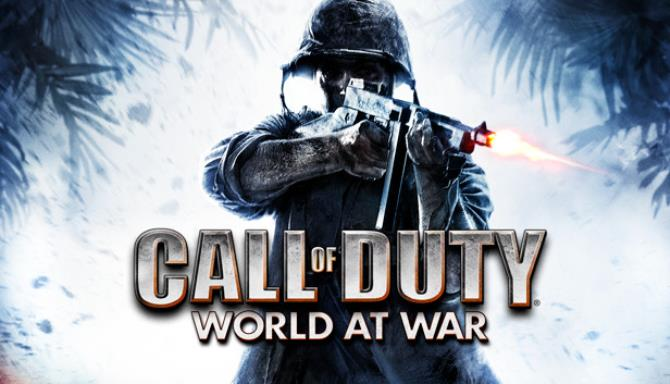 Call of Duty: World at War Free Download (Inclu Zombie Mode)