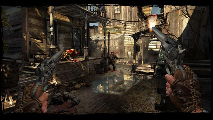 Call of Juarez® Gunslinger PC Crack