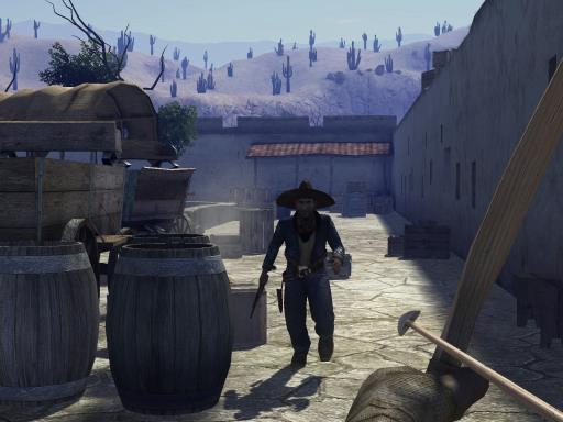 Call of Juarez™ PC Crack