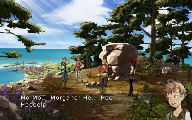 Captain Morgane and the Golden Turtle Torrent Download