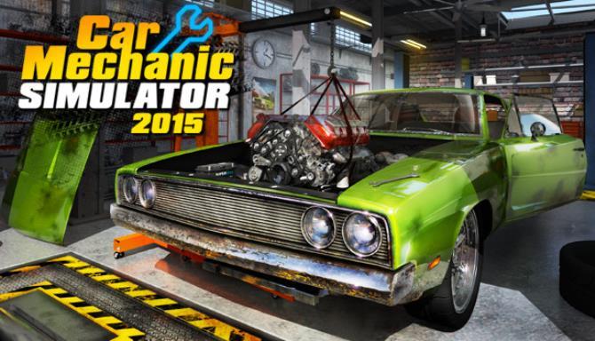 Car Mechanic Simulator 2015 Free Download