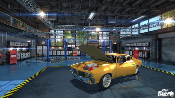 Car Mechanic Simulator 2015 Torrent Download