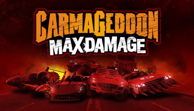 Carmageddon: Max Damage Free Download