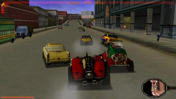 Carmageddon TDR 2000 PC Crack