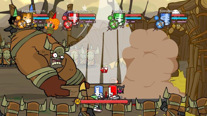 Castle Crashers® PC Crack