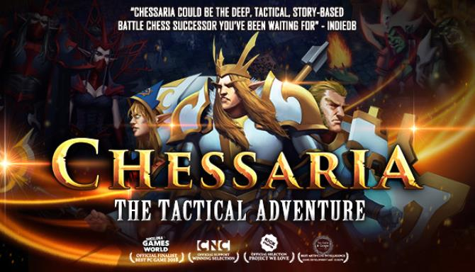 chessaria the tactical adventure test