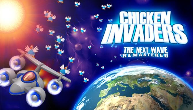 Chicken Invaders 2 Free Download