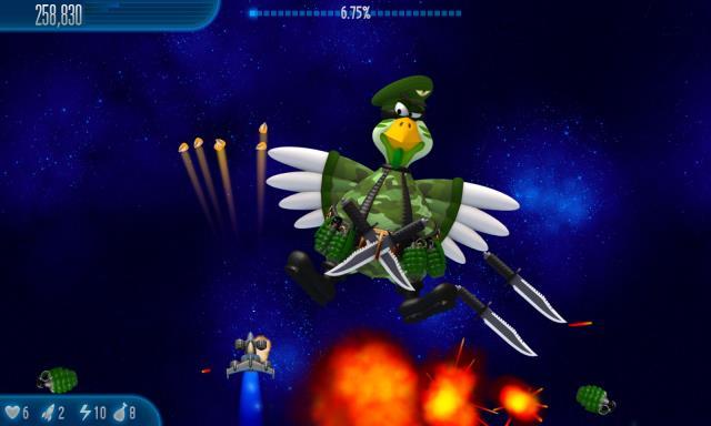 Chicken Invaders 5 Torrent Download