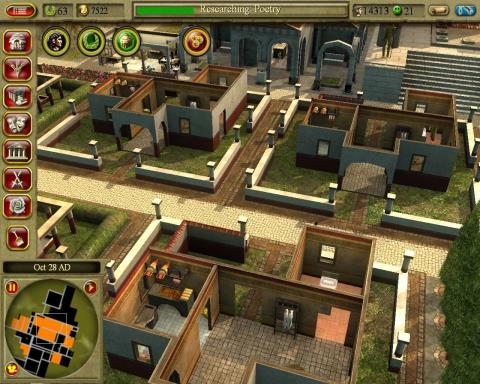 CivCity: Rome PC Crack