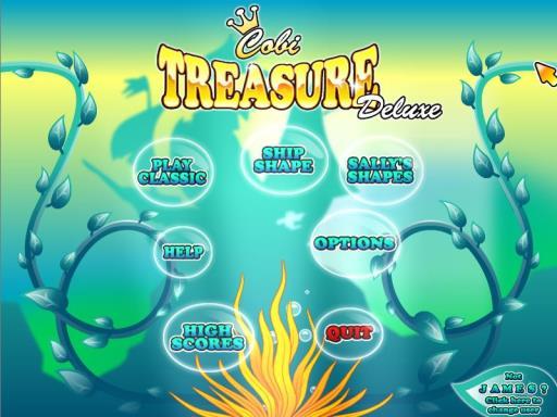Cobi Treasure Deluxe PC Crack