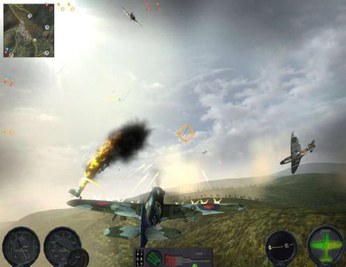 Combat Wings: Battle of Britain Torrent Download