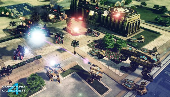 Command & Conquer 4: Tiberian Twilight PC Crack