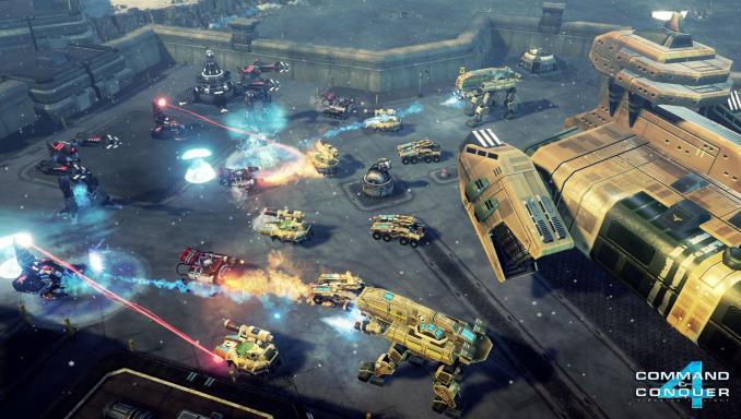 Command & Conquer 4: Tiberian Twilight Torrent Download
