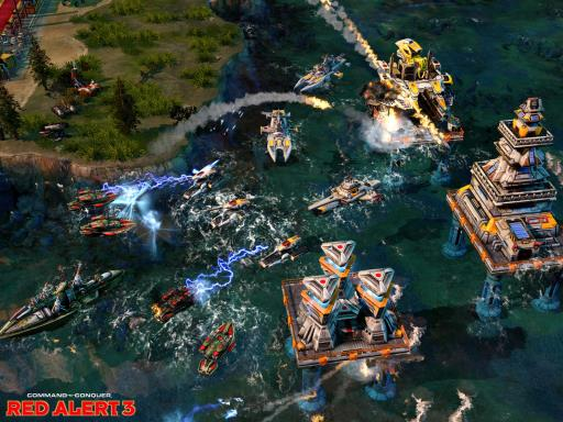 Command & Conquer: Red Alert 3 Free Download « IGGGAMES