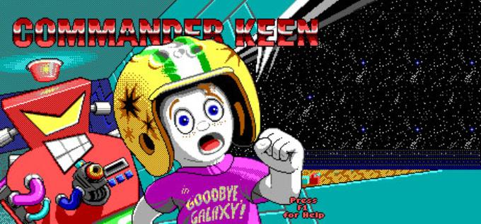 Commander Keen PC Game + Torrent Free Download Full Version