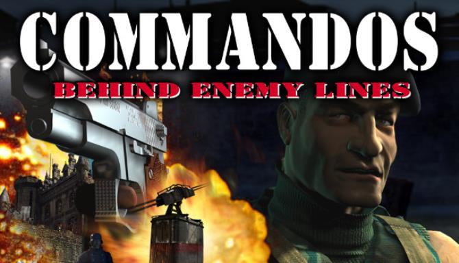 Commandos: Behind Enemy Lines Free Download