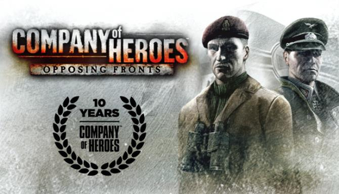 Company of Heroes: Opposing Fronts Free Download
