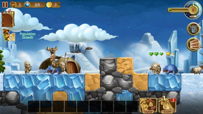 Craft The World - Heroes Download Free