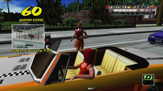 Crazy Taxi Torrent Download