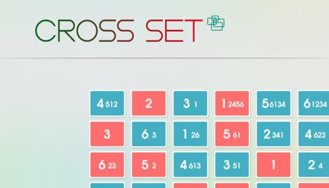Cross Set Free Download