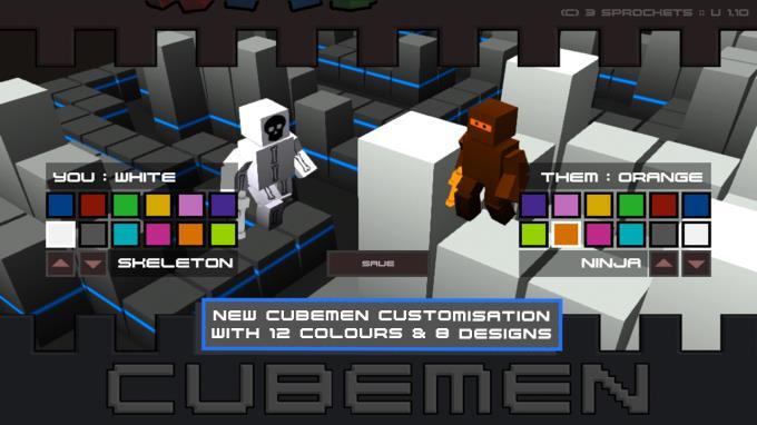 Cubemen PC Crack