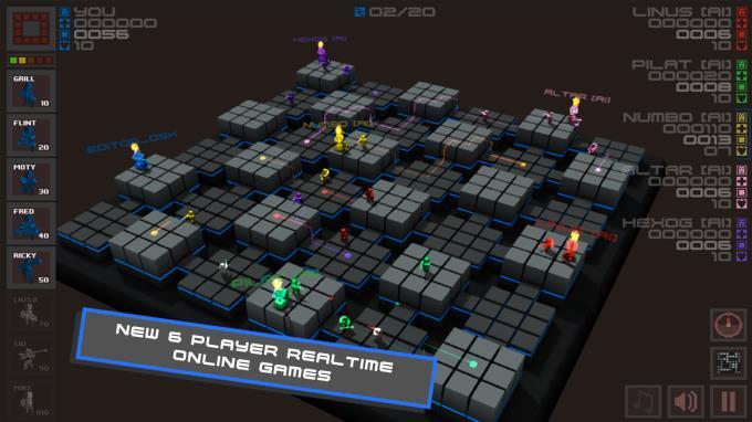 Cubemen Torrent Download