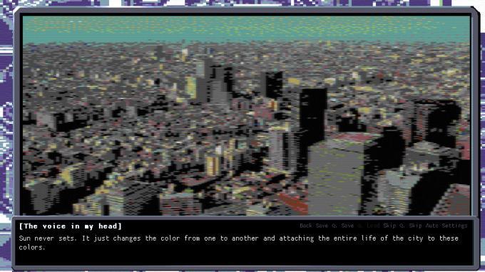 Cyber City 2157: The Visual Novel PC Crack