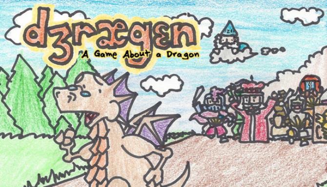 DRAGON: A Game About a Dragon Free Download