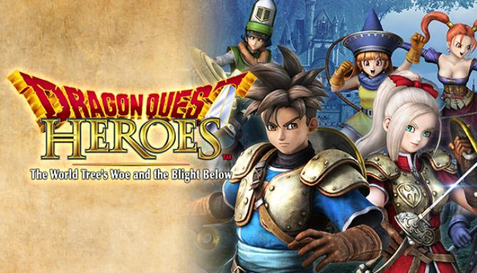 DRAGON QUEST HEROES™ Slime Edition Free Download