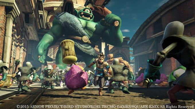 dragon quest heroes pc free download