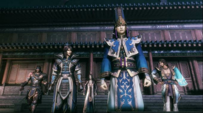DYNASTY WARRIORS 7: Xtreme Legends Definitive Edition Torrent Download