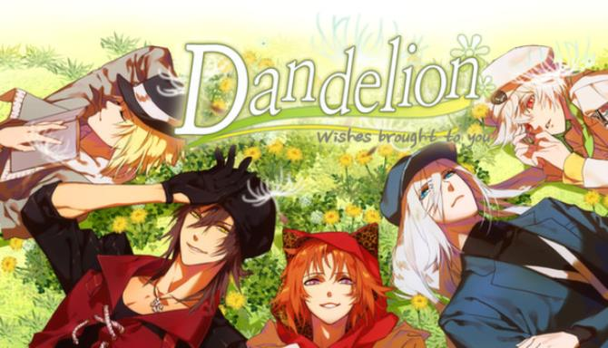 Dandelion - Wishes brought to you - Free Download