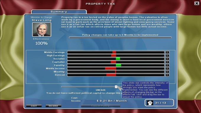 Democracy 2 PC Crack