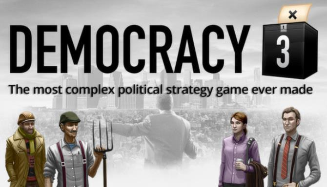 Democracy 3 Free Download