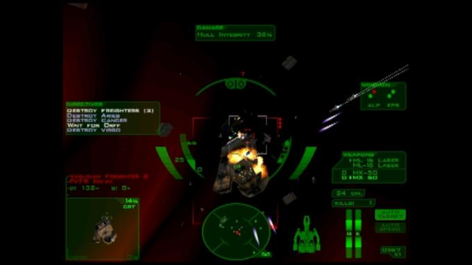 Descent: FreeSpace – The Great War PC Crack