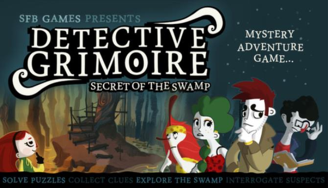 Detective Grimoire Free Download